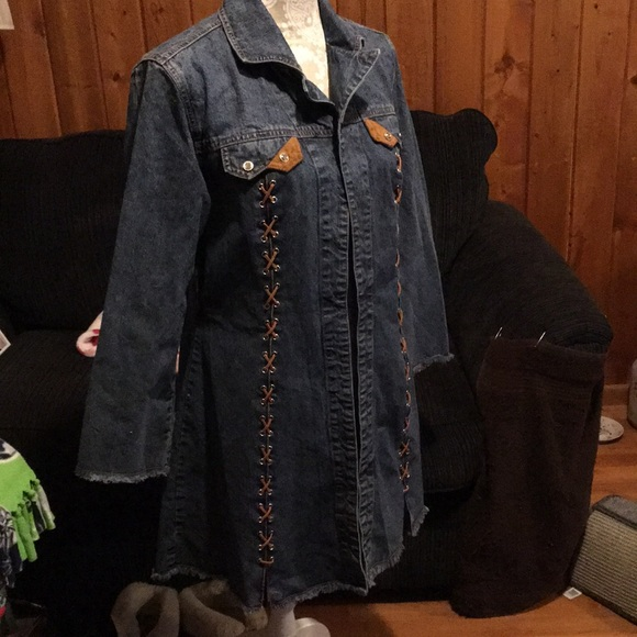 Ethyl western vintage jacket photos 282